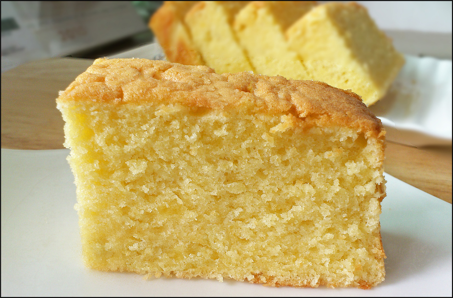 How To Make Madeira Cake Without Eggs
