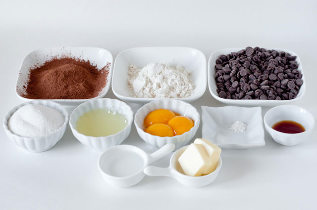 ingredienti per dolci