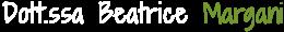 Dott.ssa Beatrice Margani Logo