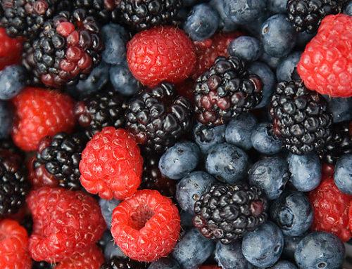 Frutti di bosco: superfood!!